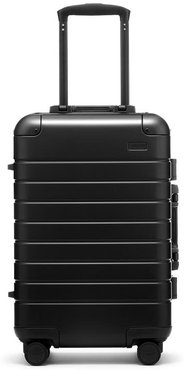 The Carry-On: Aluminum Edition in Onyx Black