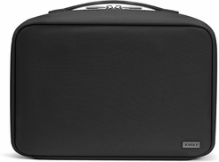 The Hanging Toiletry Bag in Black