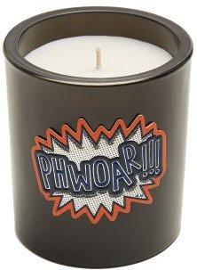 Anya Smells Toothpaste Small Scented Candle - Black Multi