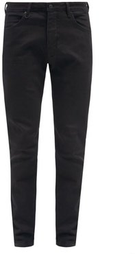 Lou Slim-leg Jeans - Mens - Black
