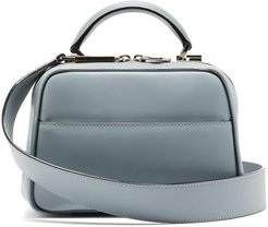 Serie S Small Smooth-leather Bag - Womens - Light Blue