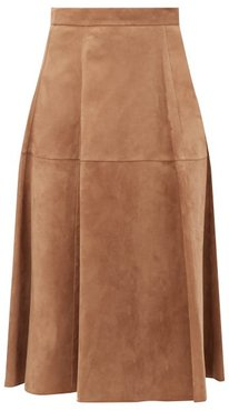 Onore Skirt - Womens - Mid Brown