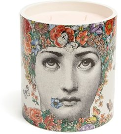 Fior Di Lina Floral-scented Large Candle - Multi