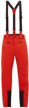 Tom Technical-shell Ski Trousers - Mens - Red