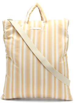 Pillow Gradient-effect Technical Tote Bag - Mens - Yellow
