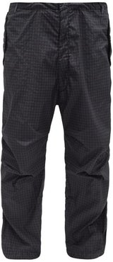 Quick Ripstop Trousers - Mens - Dark Grey