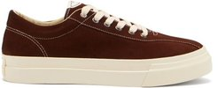 Dellow Suede Trainers - Mens - Brown