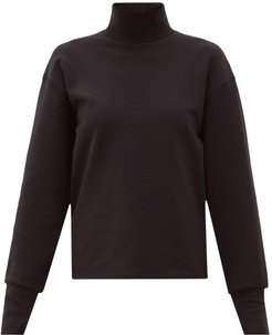 Kristi's Fleece Base-layer Top - Womens - Black
