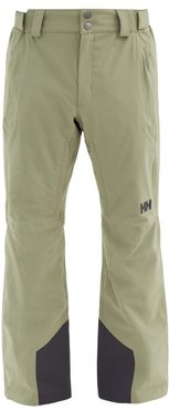 Rapid Shell Ski Trousers - Mens - Green