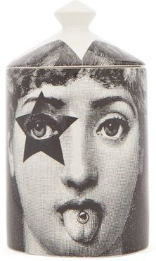 Star Lina Scented Candle - Grey