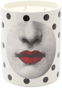 Comme Des Forna Scented Candle - Grey