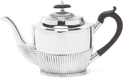 Vintage Silver-plated Teapot - Silver