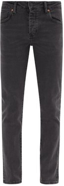 Iggy Slim-leg Jeans - Mens - Black Grey