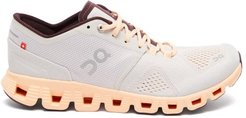 Cloud X Running Trainers - Womens - Silver/pink