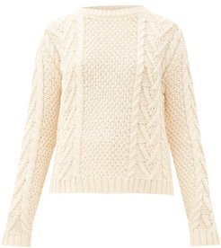 Sagoma Sweater - Womens - Ivory