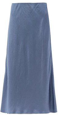 Alessio Skirt - Womens - Denim