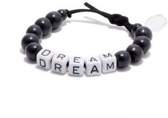 Dream Beaded Bracelet - Womens - Black