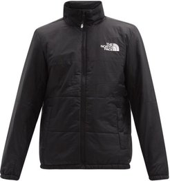 Gosei Quilted Down Jacket - Mens - Black