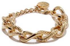 Taylor 18kt Gold-plated Bracelet - Womens - Yellow Gold