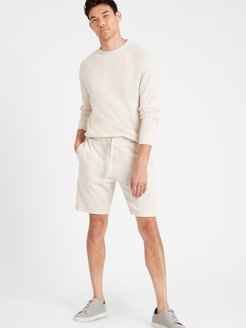 Double-Knit Lounge Short