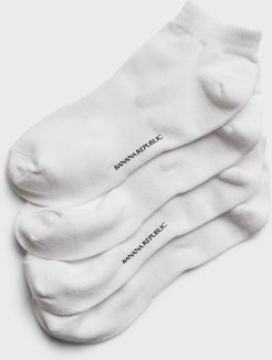 Ankle Sock 2-Pack With Coolmax® Technology