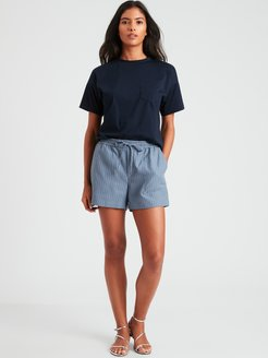 Petite TENCEL™-Linen Easy Short