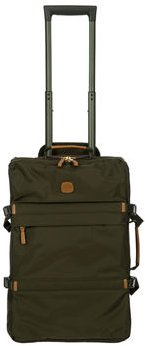 """X-Travel 21"""" Montagna Carry-On Trolley Luggage"""