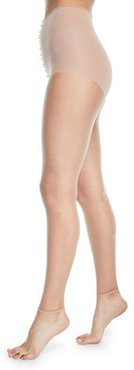 Whisper Weight Footless Control Top Tights