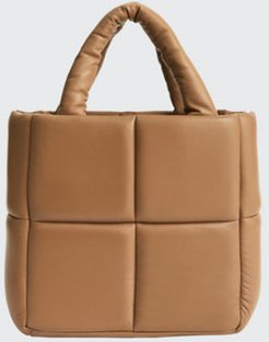 Rosanne Quilted Tote Bag