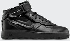 Air Force Cutoff Leather Sneakers
