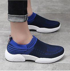 Color Block Flat Round Toe Casual Sport Sneakers stores and shops, cheap online shopping sites, Color Sneakers,