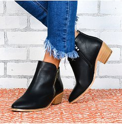 Animal Printed Plain Round Toe Boots online shopping sites, online,