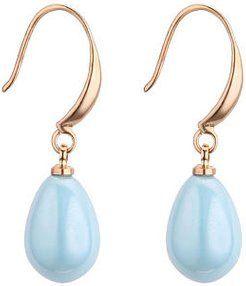Water Shape Imitated Crystal Earrings For Women shoppers stop, clothes shopping near me, Plain Earrings,