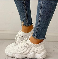 stylish and comfortable flying woven sneakers shoping, sale,