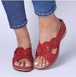 comfortable flat round toe sandals clothes shopping near me, fashion store,