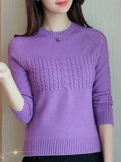Casual Solid Loose Sweater stores and shops, shop, Solid Pullover, oversized sweaters, wool sweater
