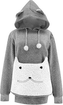 Loose hooded cat and dog big pocket cat plus size stores and shops, online shop,