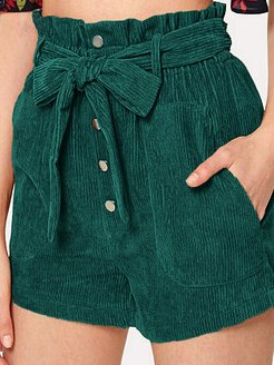 New autumn and winter loose high waist shorts shop, sale,