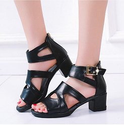 Fashion Block Heel Sandals shop, stores and shops,