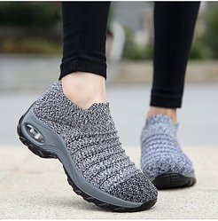 air cushion flying woven sneakers online stores, fashion store,