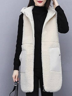 Autumn and winter thick lamb cashmere casual fashion vest stores and shops, clothing stores,