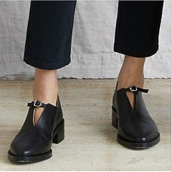 fashion Pointed Toe Buckle Plain High Heels shoping, clothing stores,