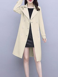 Early autumn mid-length women's boutique windbreaker classic online stores, shoping,