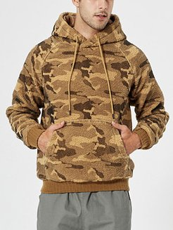 Fashion casual men's camouflage hoodie online stores, shop,