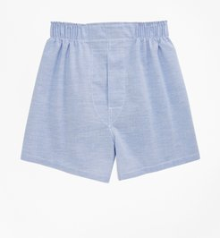 Boys' Oxford Full Cut Boxers