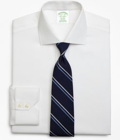Extra Slim Slim-Fit Dress Shirt, Non-Iron Textured Circles