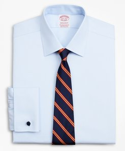 Stretch Madison Classic-Fit Dress Shirt, Non-Iron Pinpoint Ainsley Collar French Cuff