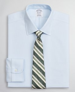 Regent Fitted Dress Shirt, Non-Iron Dobby Ainsley
