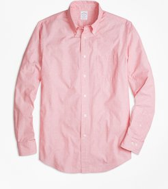 Regent Fit Star Jacquard Sport Shirt
