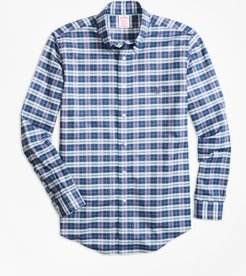 Non-Iron Madison Fit Check Sport Shirt